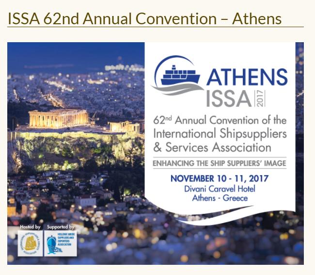 През месец ноември БАКС участва в 62-рата Годишната Конвенция на ISSA